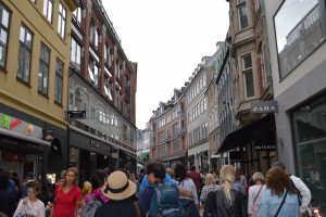 Shoppen in Denemarken