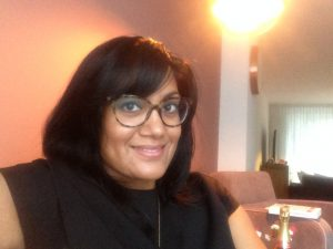 Madhu & de nieuwe bril