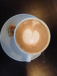 Nog meer koffie!