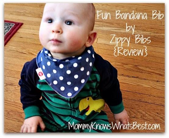 baby bandana bib