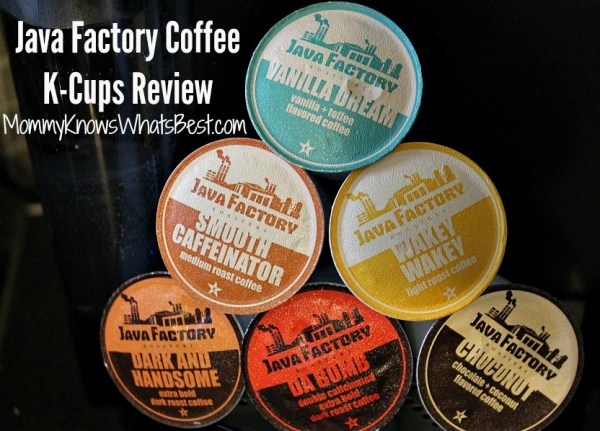 java factory coffee review