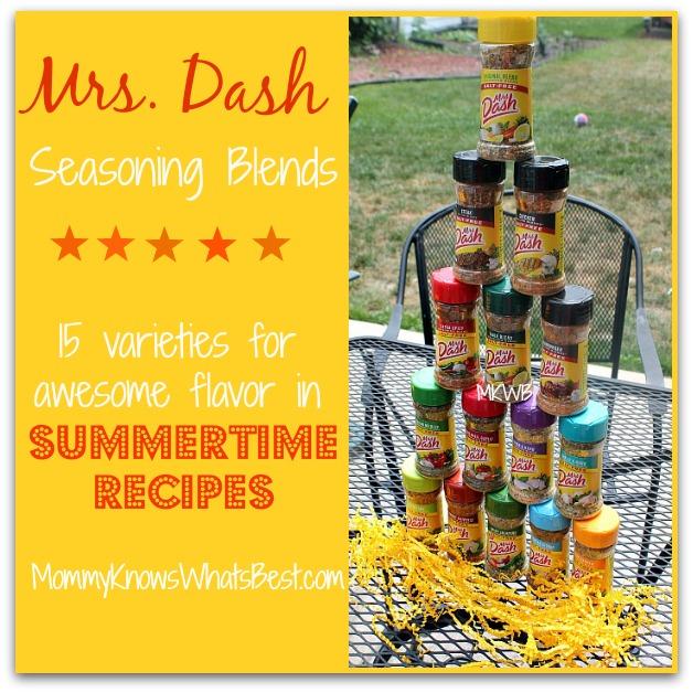 Mrs. Dash Seasoning Blends