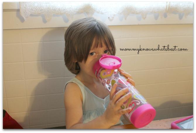 glass water bottles for kids