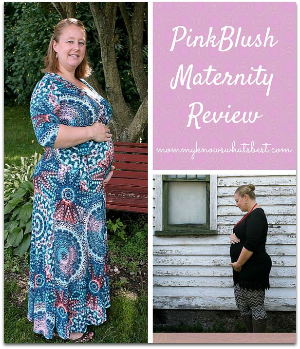 PInkBlush Maternity Review