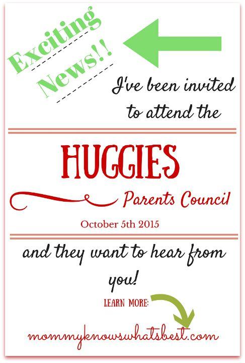 Huggies parents council