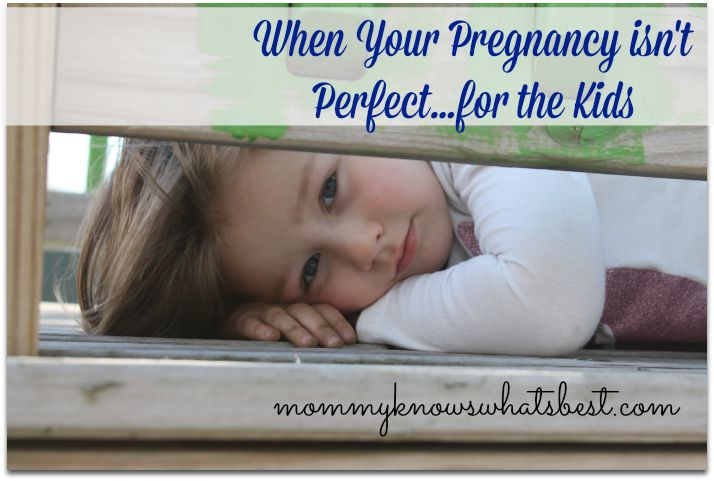 pregnancy isn't perfect