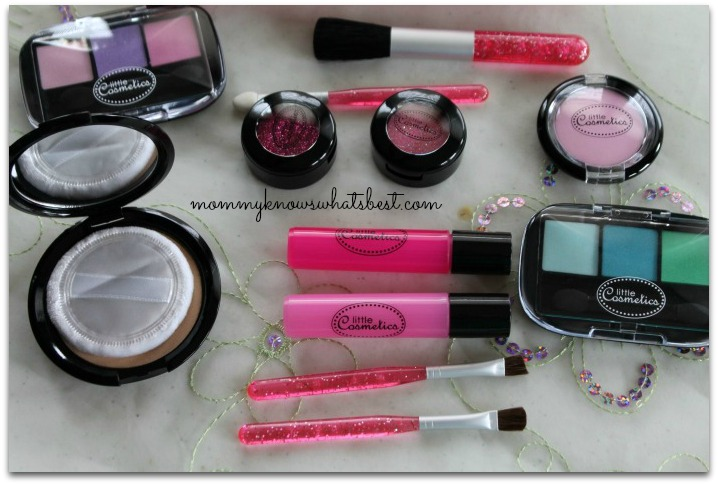 Pretend Makeup Set for Little Girls