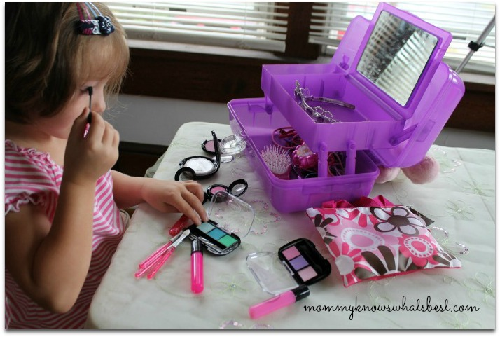 Pretend Makeup Set from Little Cosmetics