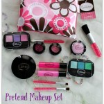 Pretend Makeup Set Review