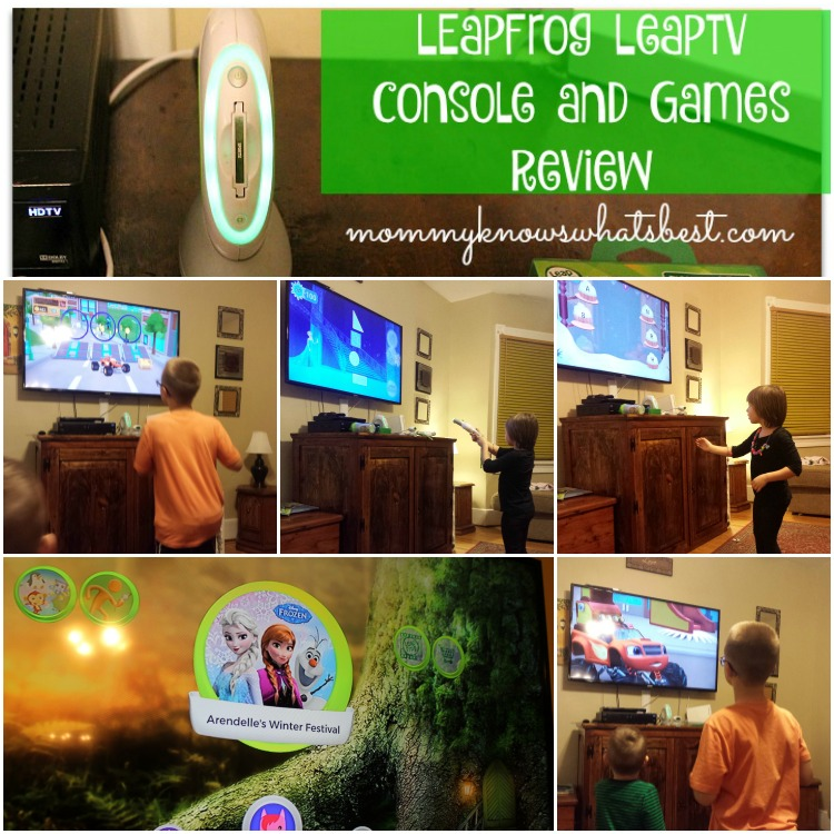 LeapFrog LeapTV reviews