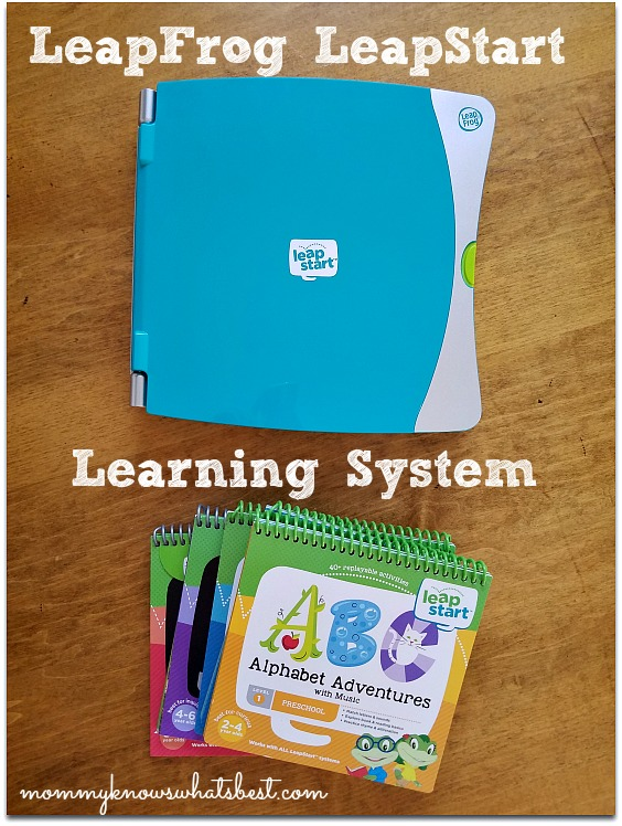 leapfrog Leapstart review