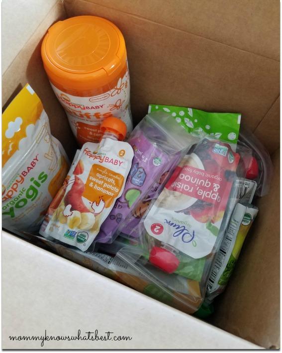 buy organic baby food online