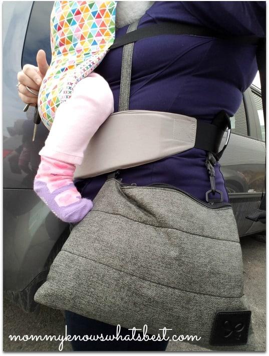 bag for babywearing
