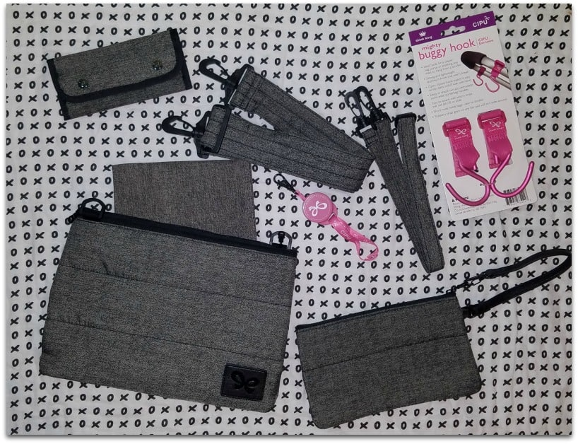 diaper bag accessories