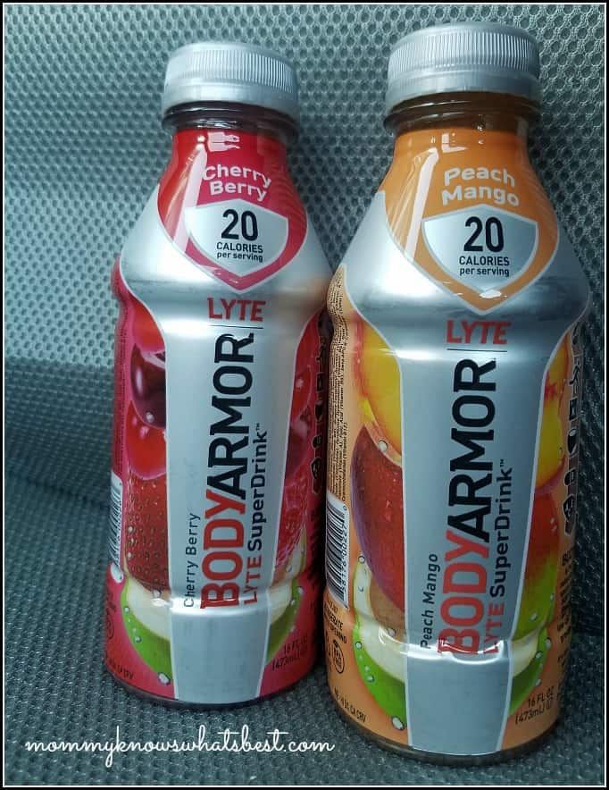 bodyarmor lyte drink review