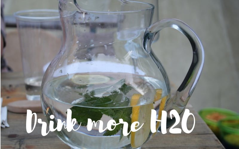 Drink more H20