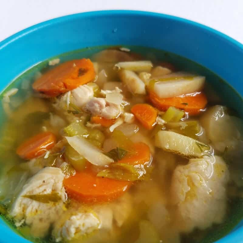 Is Chicken Soup Healthy