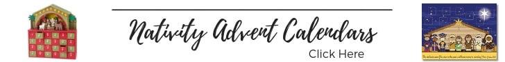 Nativity Advent Calendars