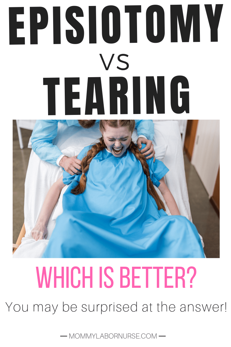 Episiotomy Vs  Tearing: Do You Know Which One is Better?