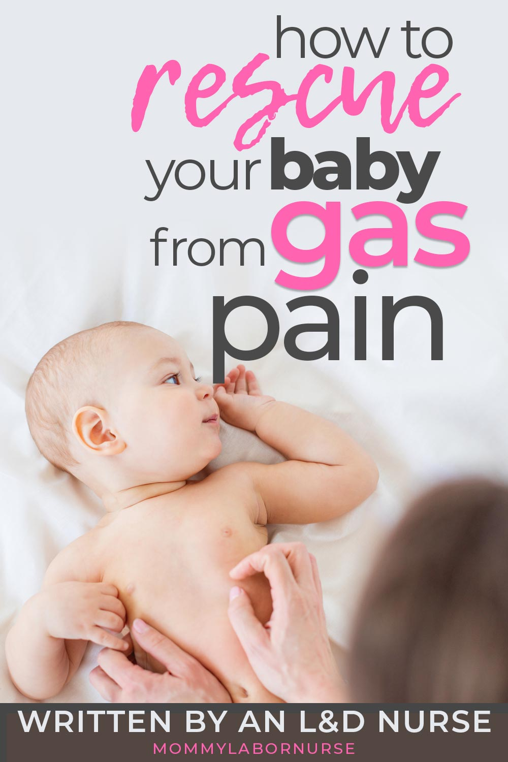 BABY SCREAMING IN PAIN FROM GAS - SOLUTIONS FOR A GASSY BABY