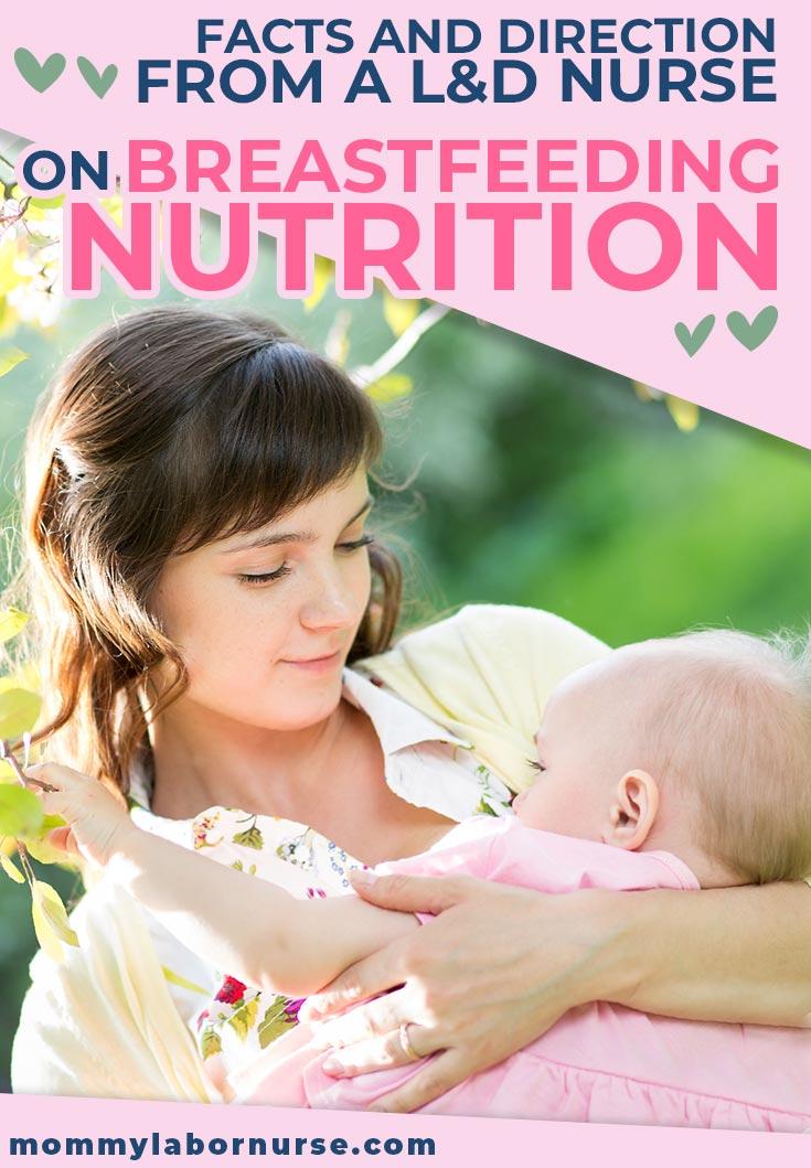 breastfeeding nutrition mom and baby pinterest pin