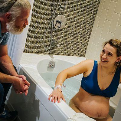 EP44: Mommy Labor Nurse's SECOND Birth Story!