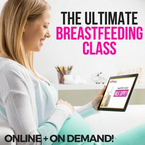 breastfeeding essentials, The Breastfeeding Essentials You Need as a Nursing Mama