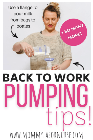 Breast Pumping Tips, My Top Breast Pumping Tips + Milkology Back to Work Pumping Class Review