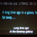 Crazy Starwars subtitles plus other cool stuffs