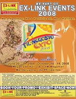 Fil-Negosyo Expo 2008 at SM Megatrade Hall