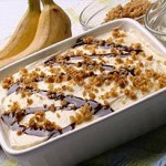 Recipe for the week: Banana Yogurt Pie