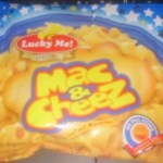 "New ""Lucky Me Mac & Cheez"""