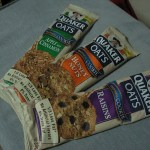 New Oatmeal Cookies from Quaker