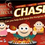 Play the Jollibee Chicken BBq Chase to win exciting prizes