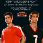 Kenny Rogers Bloggers Night!