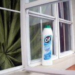 CIF Cream Surface Cleaner: Makes home cleaning easier!