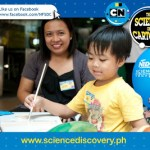 The Science of Cartoon at the NIDO Fortified Science Discovery Center