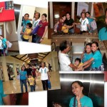 Family Bonding at The Spa in Alabang Town Center
