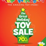 Toy Kingdom Great Holiday Toy Sale at SMX Mall of Asia (Dec 7-9, 2012)