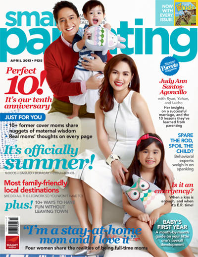 Smart Parenting Magazine April 2013 issue