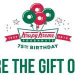 Krispy Kreme Shares the Gift of Joy through the Read Along Program