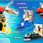McDonald's Happy Meal: Power Rangers Megaforce