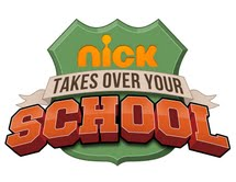 Nickelodeon Takes Over Your School 2013