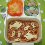 Bento for the week: September 2-7, 2013