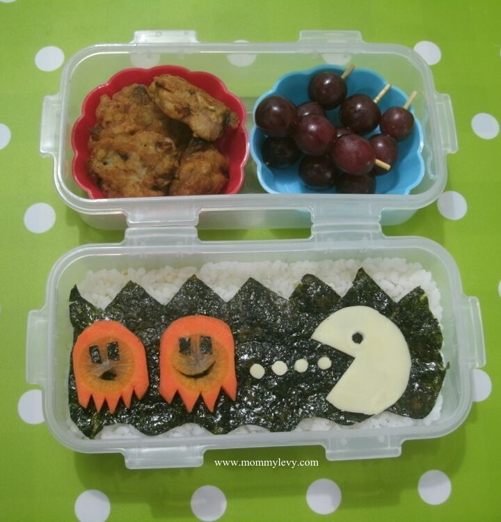 Bento for the week: September 9-14, 2013