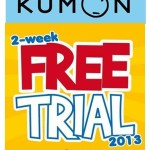 KUMON 2 Weeks Free Trial Classes