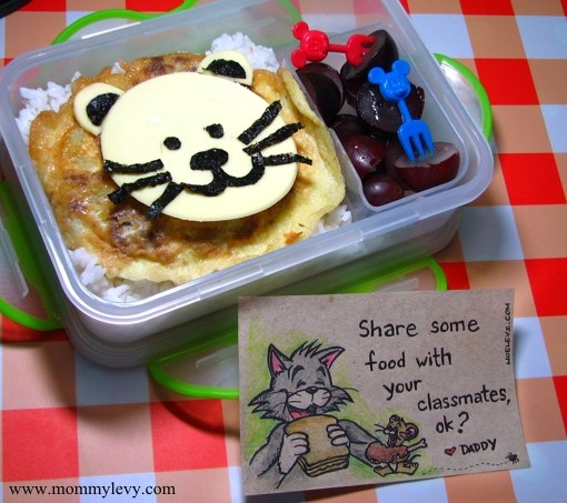 Bento for the week #5