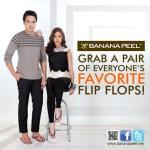 Banana Peel Flip Flops Giveaway