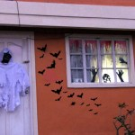 DIY Halloween House Decorations