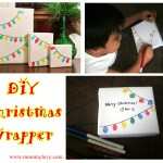 DIY Christmas Wrapper